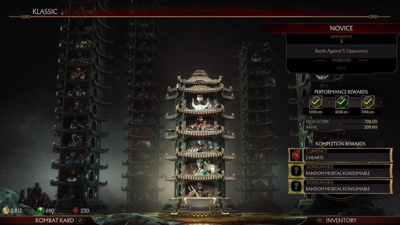 Mortal Kombat 11 - Review