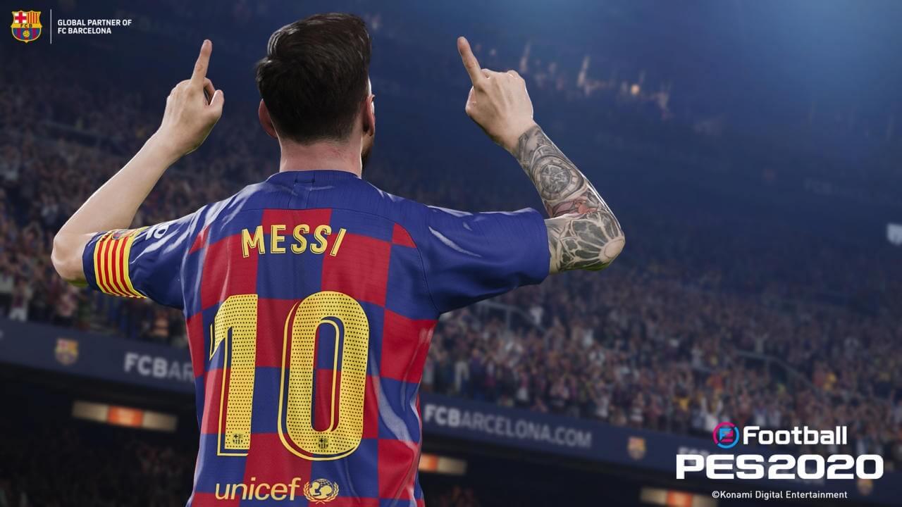 Παρουσιάστηκε επίσημα το νέο eFootball: PES 2020!