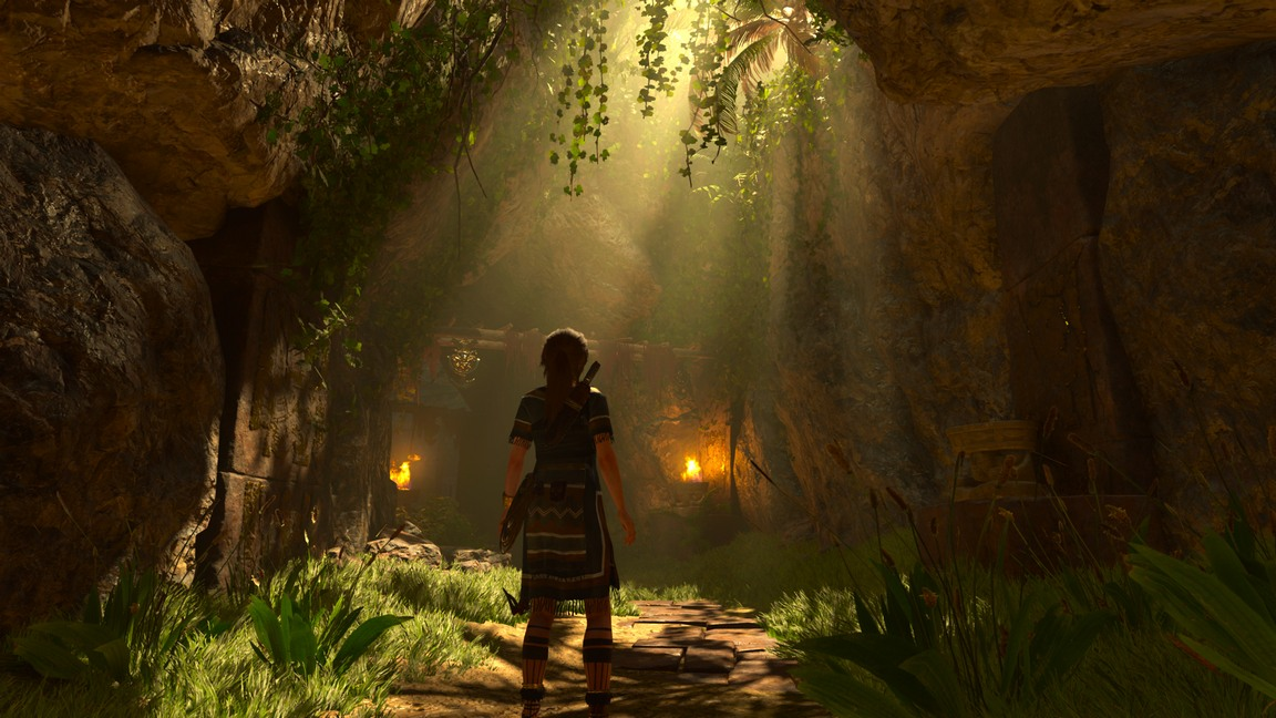 Shadow of the Tomb Raider - Review