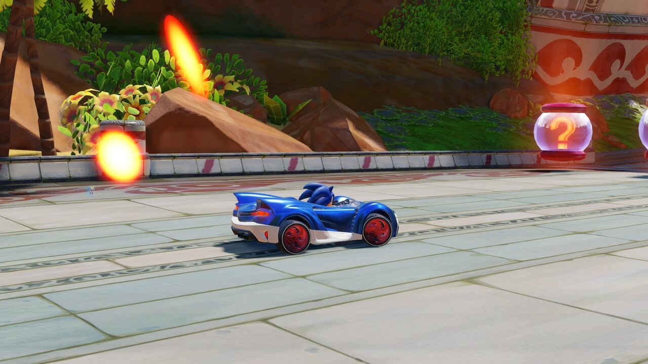 Team Sonic Racing - Review