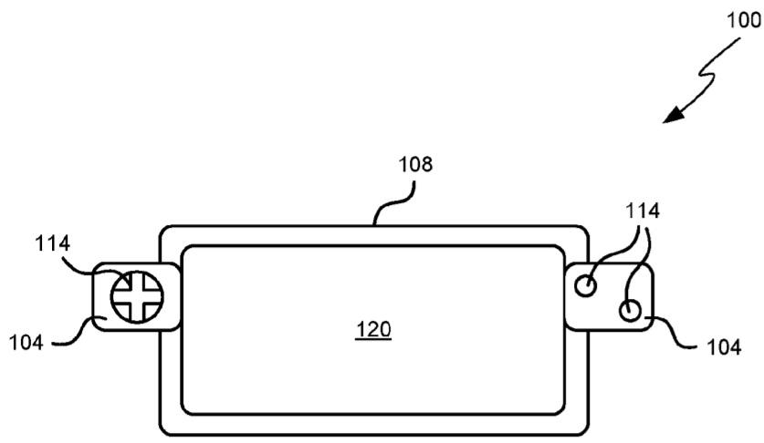 Η Microsoft καταχώρησε πατέντα για αποσπώμενα χειριστήρια φορητών συσκευών.