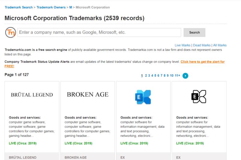 Η Microsoft κατοχύρωσε τα trademarks των Broken Age και Brutal Legend!