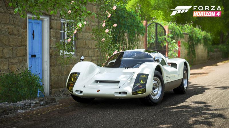 Forza Horizon 4 : Series 13 Porsche Update