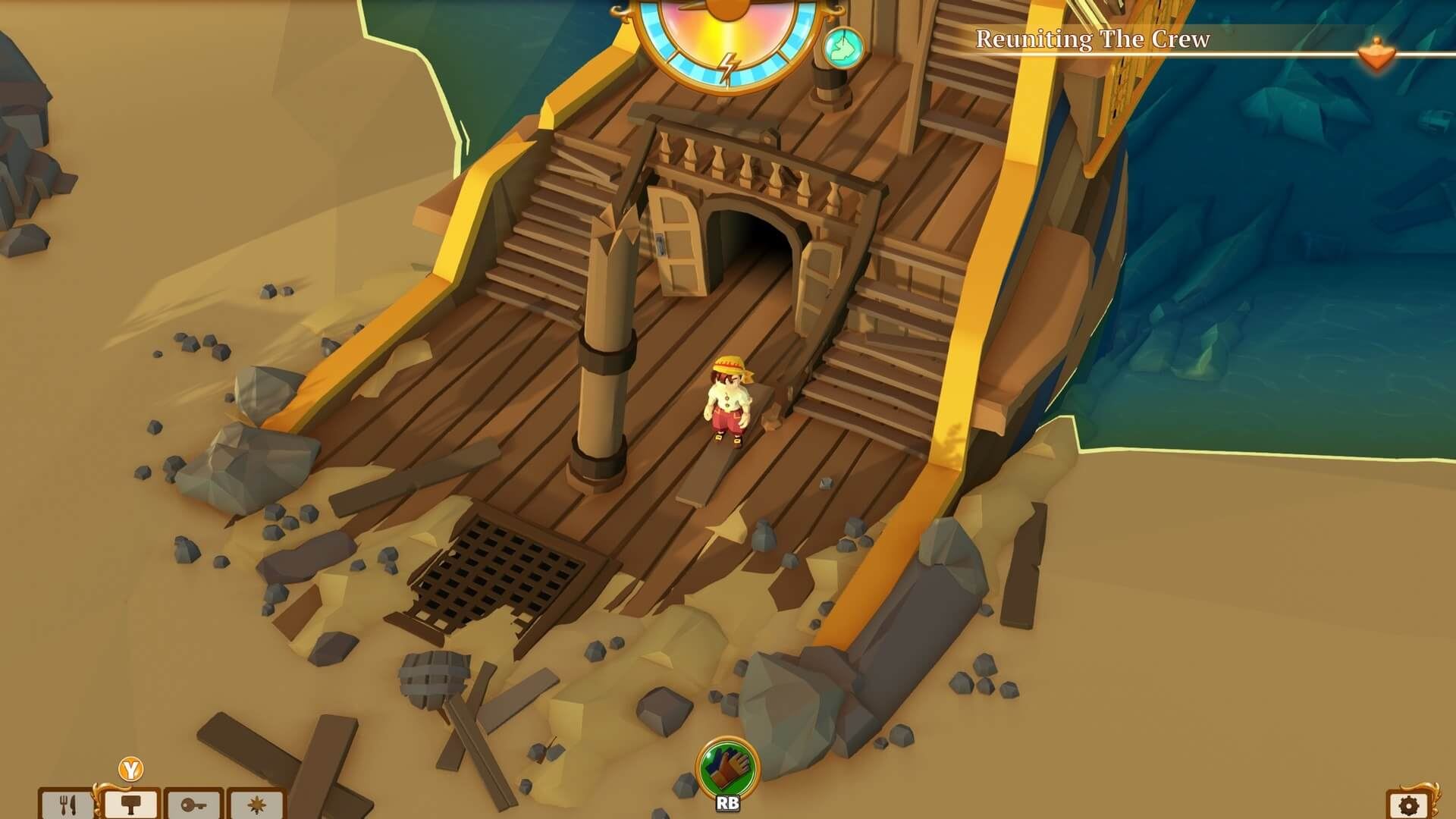 Stranded Sails : Explorers of the Cursed Islands - Review