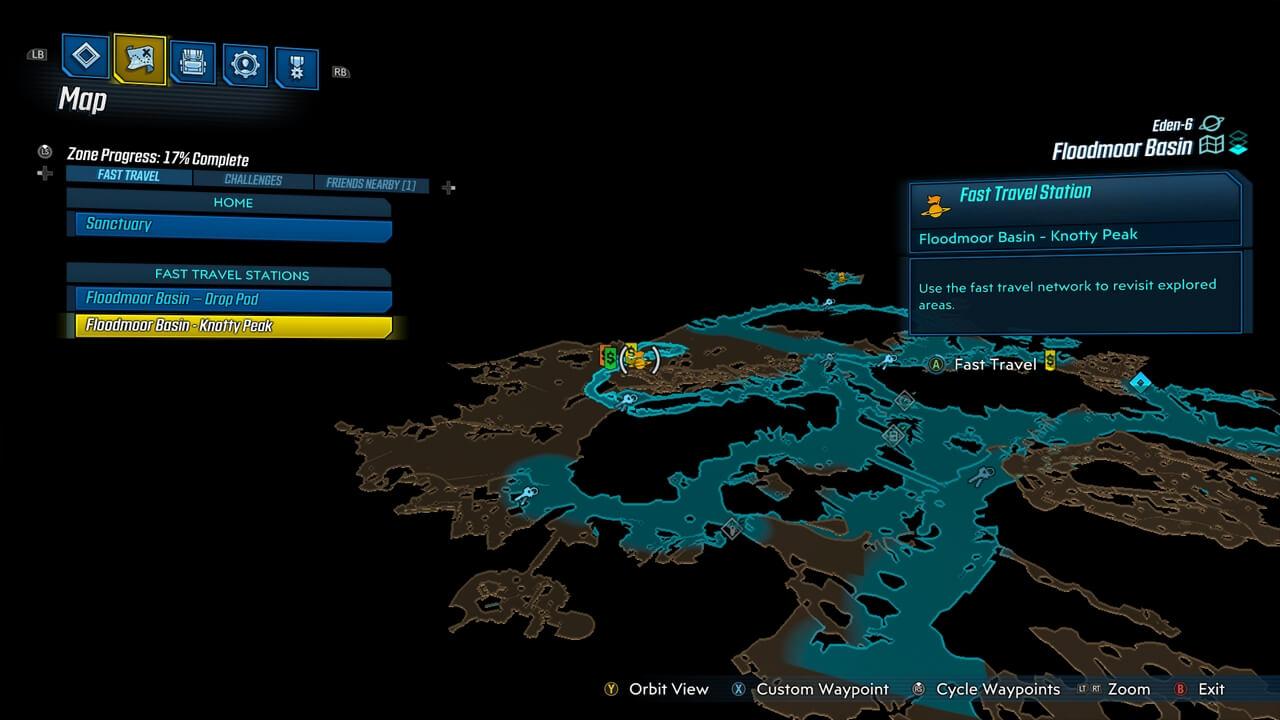 όλους τους χάρτες του συμπαίκτη Halo