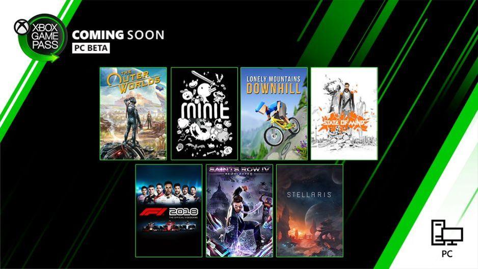Νέα παιχνίδια έρχονται στο XBOX Game Pass για PC