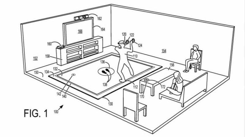 Δημοσιεύτηκε νέα πατέντα της Microsoft για το VR