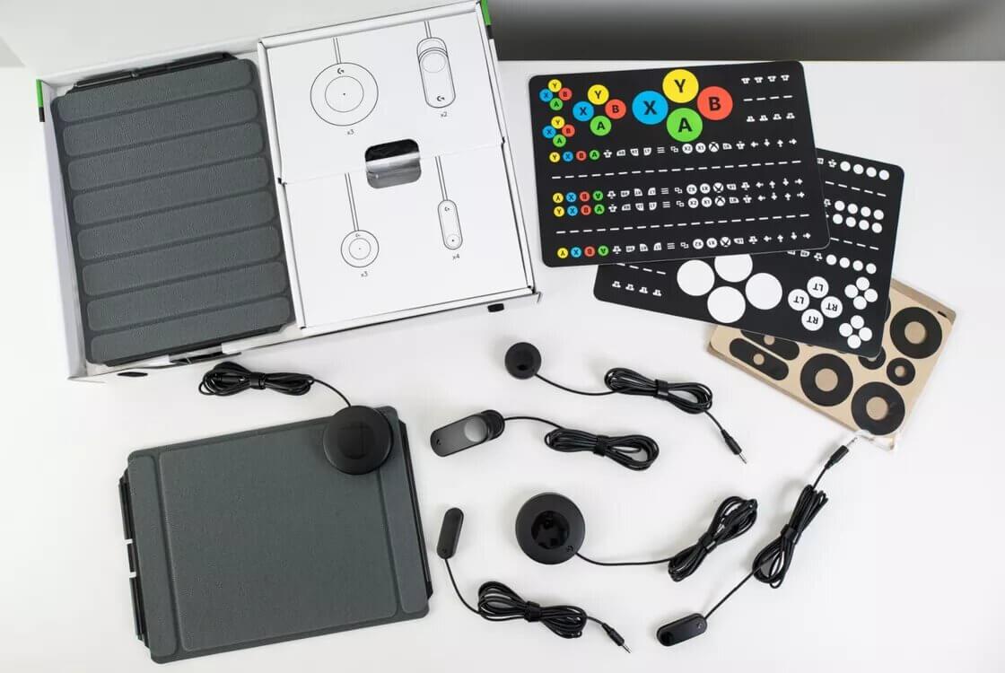 Δείτε το νέο kit της Logitech για το Adaptive Controller του XBOX One!