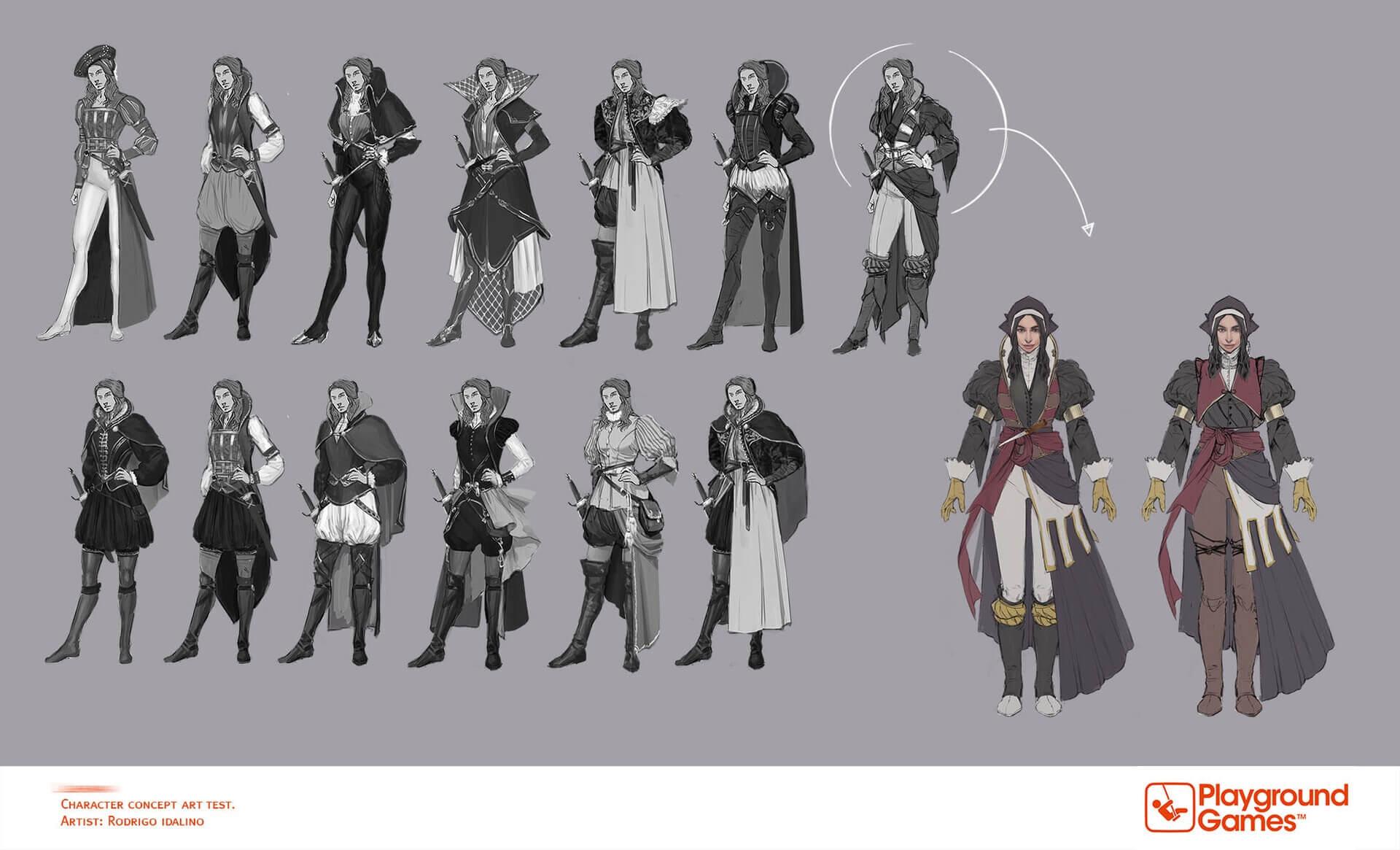 [Φήμη] Αποκαλύφθηκε Concept Art από το επερχόμενο RPG της Playground Games