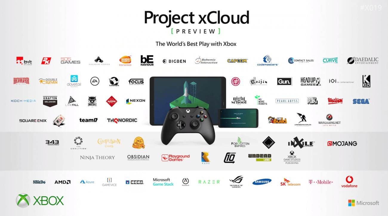 Σε συζητήσεις για Exclusive παιχνίδια του Project xCloud βρίσκεται η Microsoft [updated]