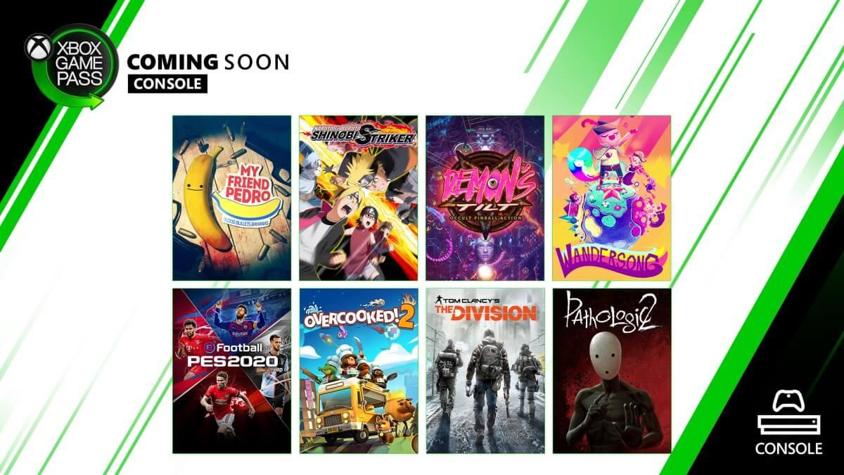 Ανακοινώθηκαν τα νέα παιχνίδια που έρχονται στο XBOX Game Pass!