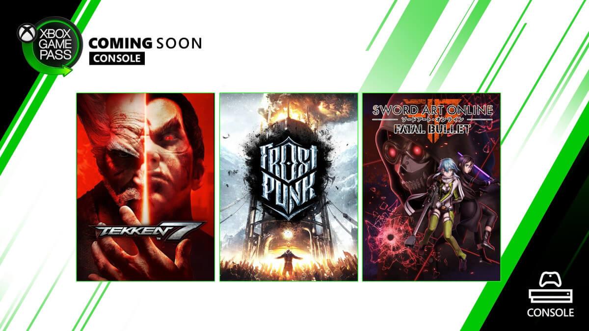 3 νέοι τίτλοι έρχονται στο XBOX Game Pass τις επόμενες ημέρες! (UPDATED)