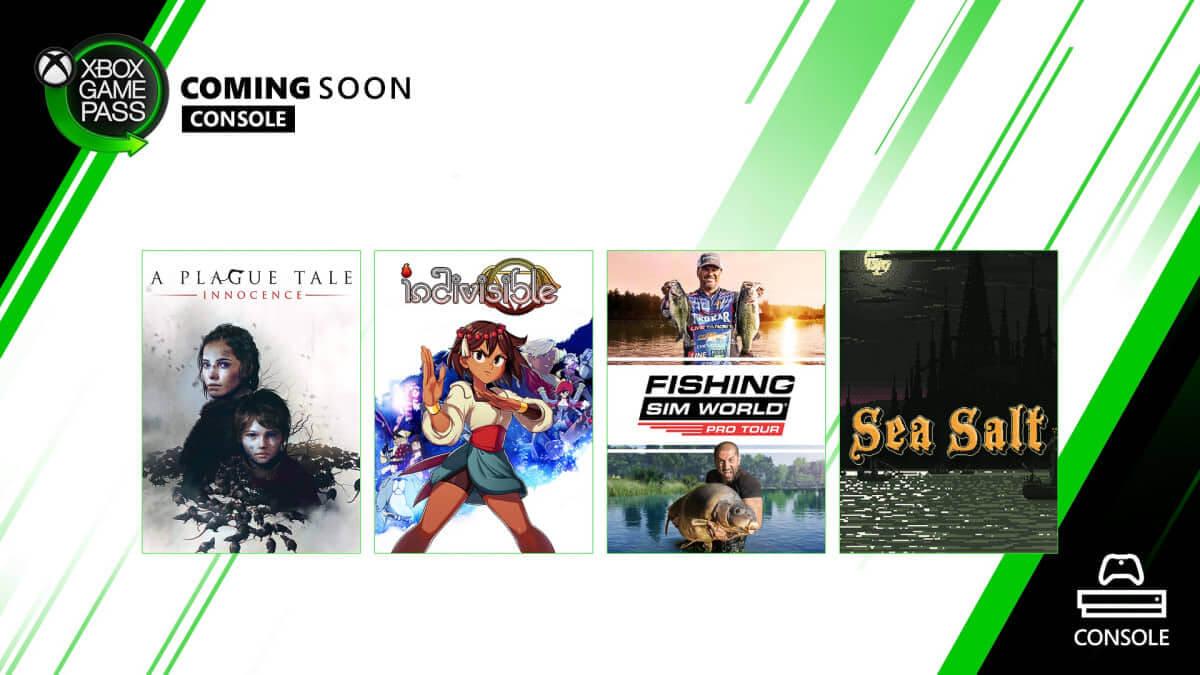 Ανακοινώθηκαν νέοι τίτλοι για το XBOX Game Pass σε κονσόλα