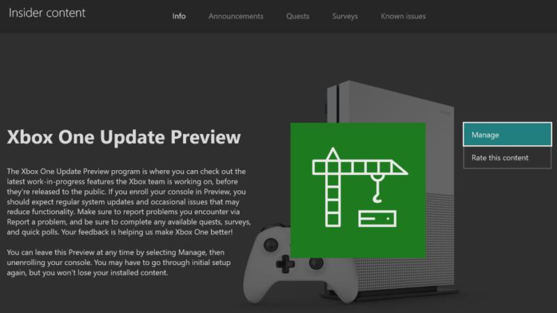 Νέο Firmware Update που αλλάζει το My Game & Apps σε όλους τους Alpha Skip Ahead rings