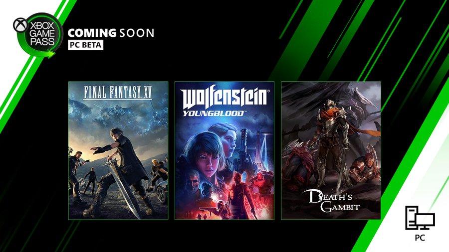 Ανακοινώθηκαν νέοι τίτλοι που έρχονται σύντομα στο Game Pass για PC!