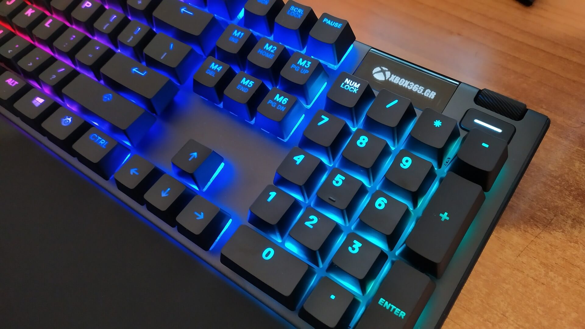 SteelSeries Apex5 - Review