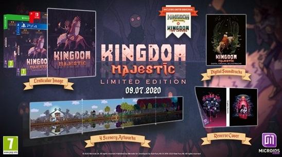 Το Kingdom Majestic έρχεται στις 9 Ιουλίου στο XBOX One!