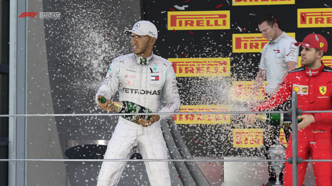 F1 2020 - Review