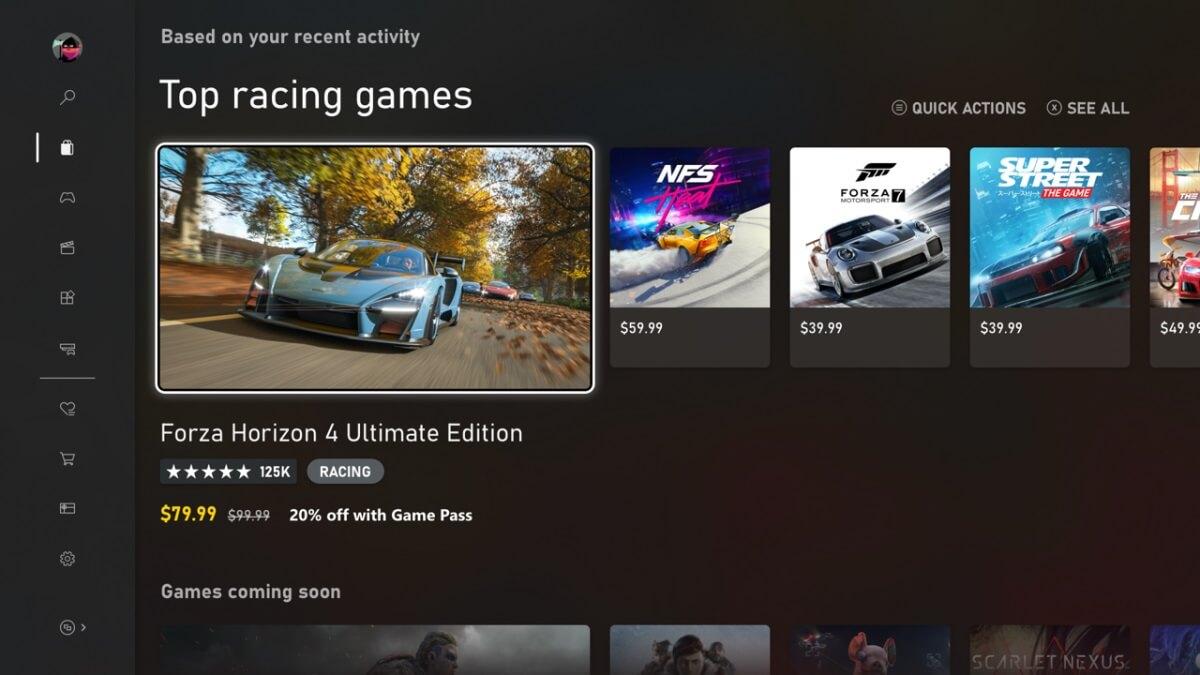 Διαθέσιμο από σήμερα το νέο Store σε όλους τους κατόχους XBOX One