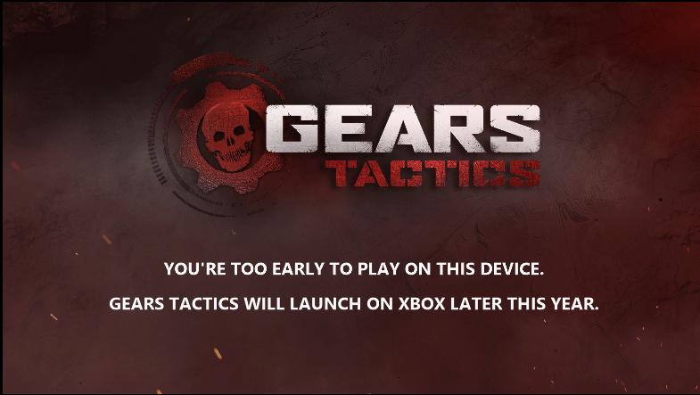Το Gears Tactics εμφανίστηκε στο XBOX Store! Έρχεται νωρίτερα από ότι το περιμέναμε;