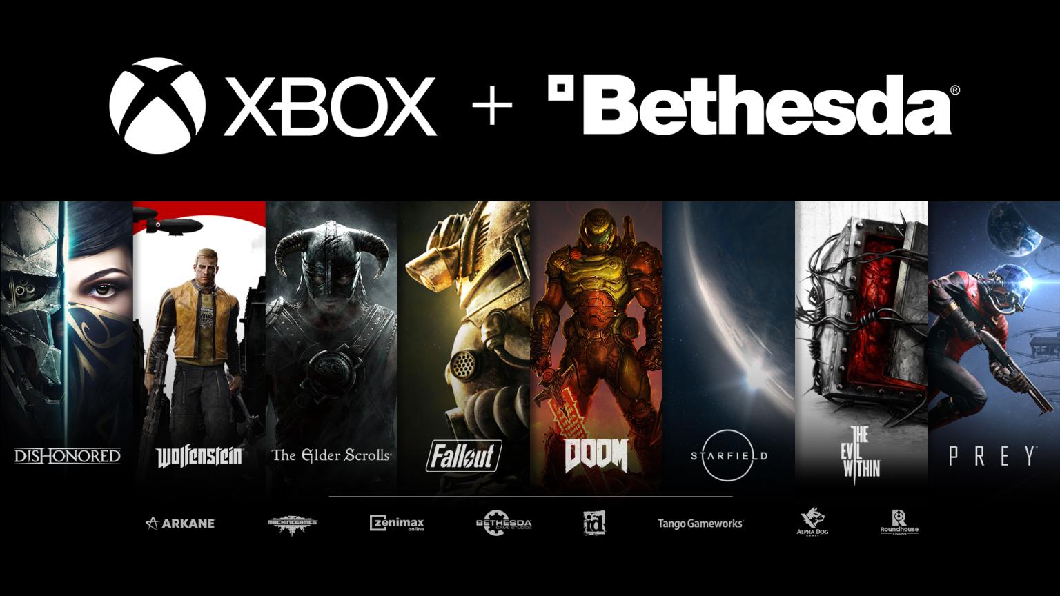 Phil Spencer: Τα μελλοντικά παιχνίδια της Bethesda θα είναι αποκλειστικά στη πλατφόρμα του Xbox