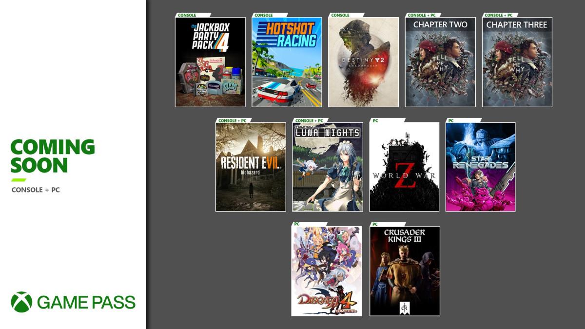 Ανακοινώθηκαν οι νέοι τίτλοι που έρχονται στο XBOX Game Pass τον Σεπτέμβριο