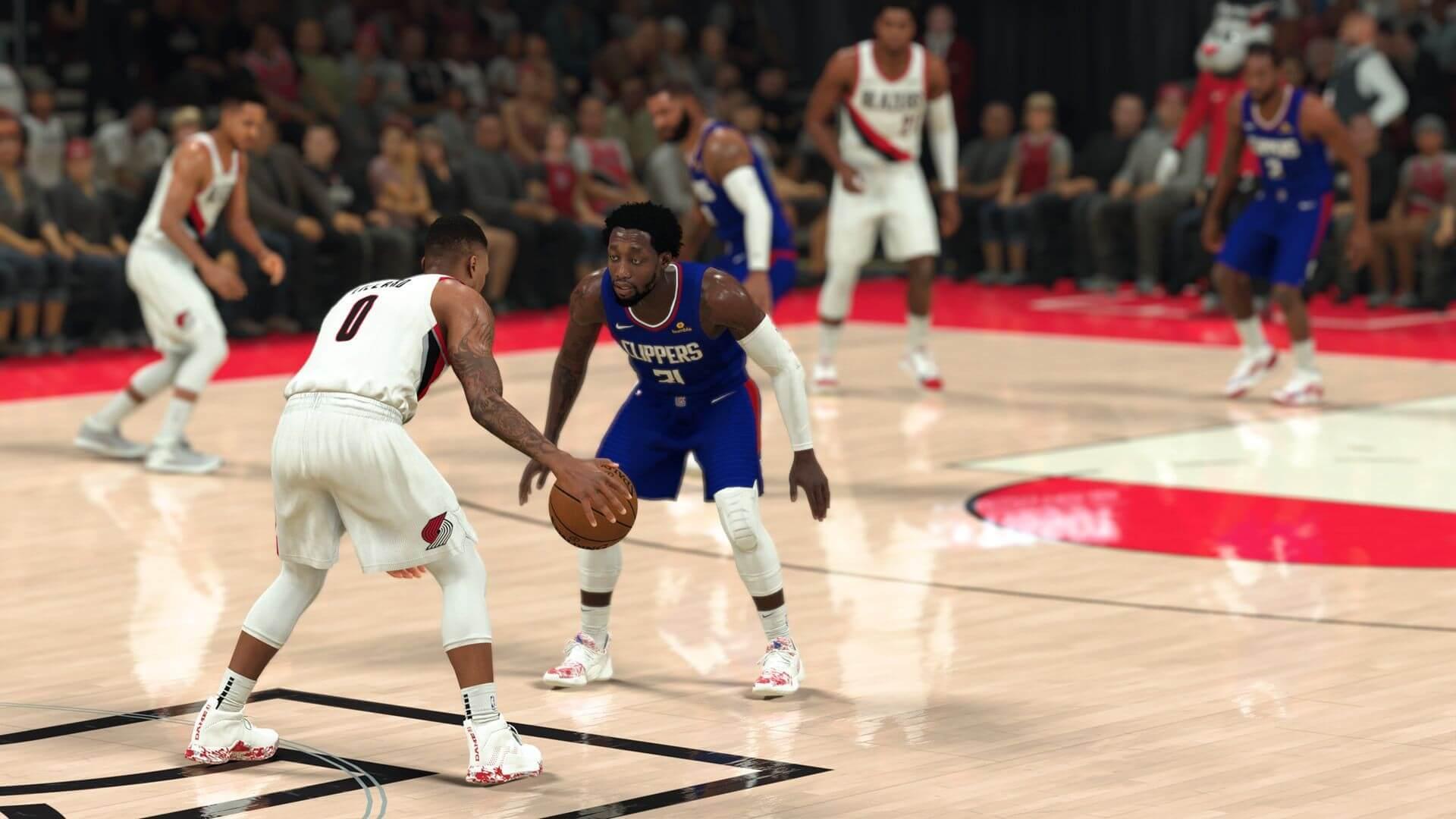 NBA 2K21 - Review