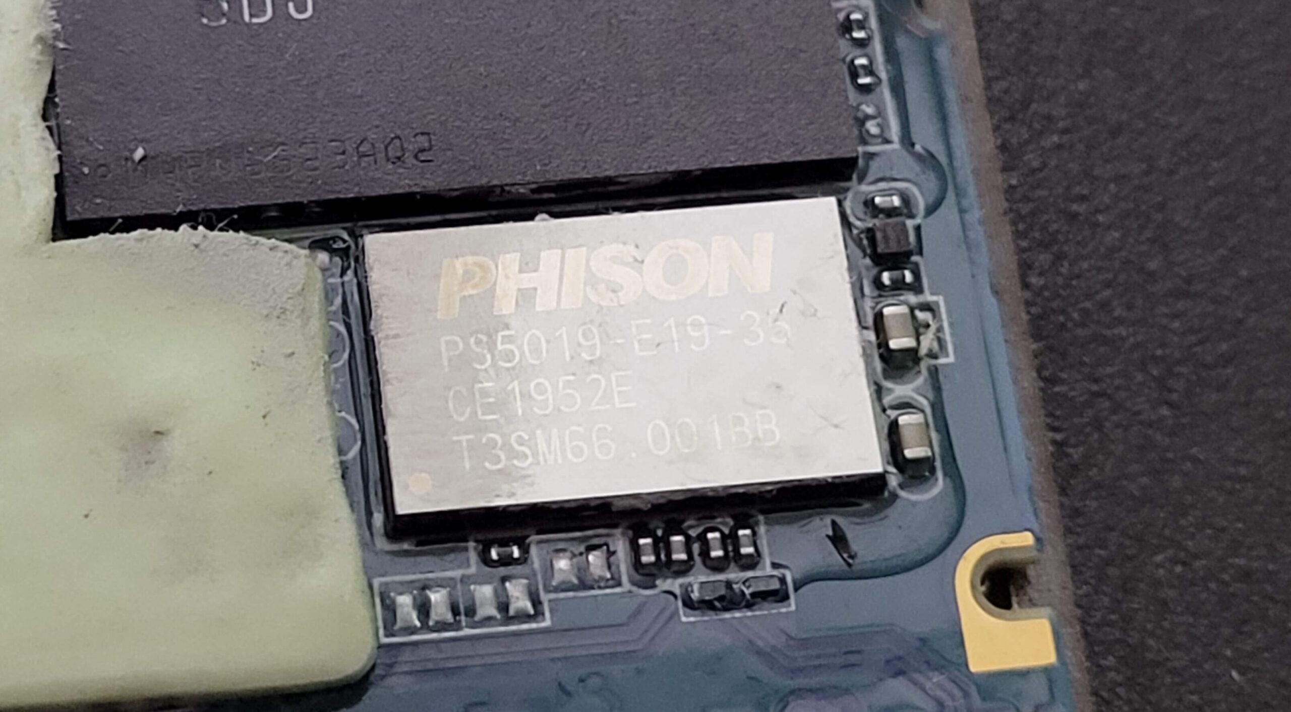 Δείτε το εσωτερικό της Seagate SSD κάρτας επέκτασης των XBOX Series X|S