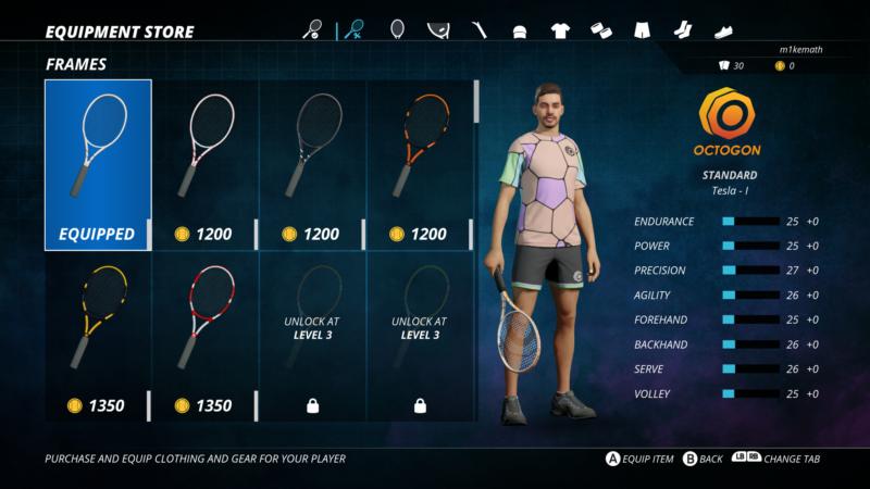 Tennis World Tour 2 - Review