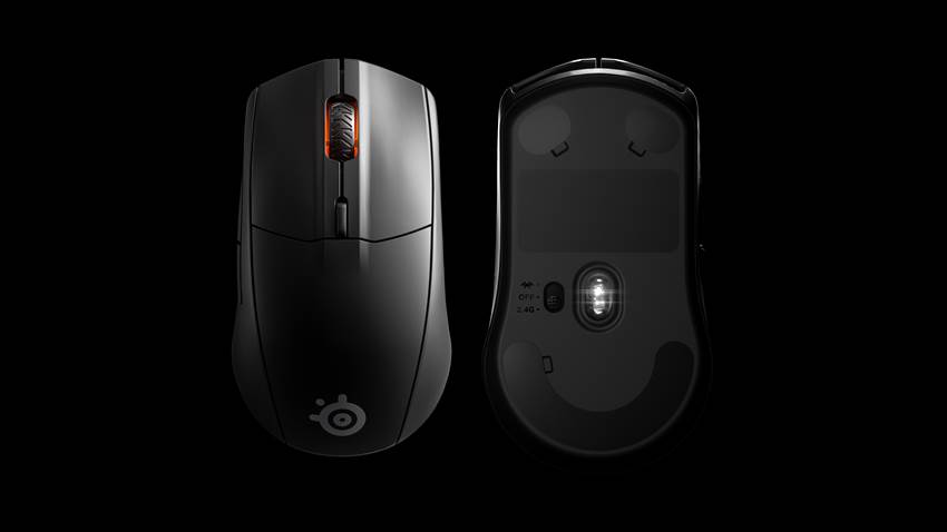Rival 3 Wireless Gaming Mouse - Review