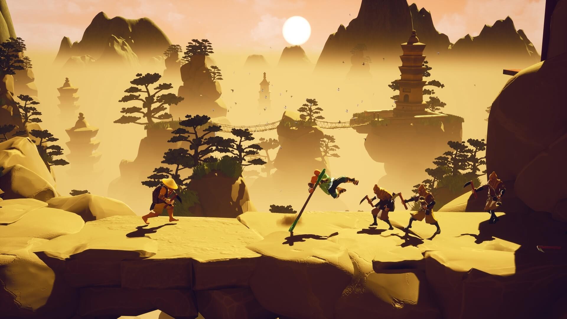 9 Monkeys of Shaolin - Review