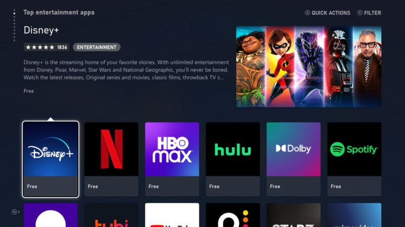 To Apple TV και οι άλλες αγαπημένες εφαρμογές για Streaming έρχονται στα XBOX Series X|S
