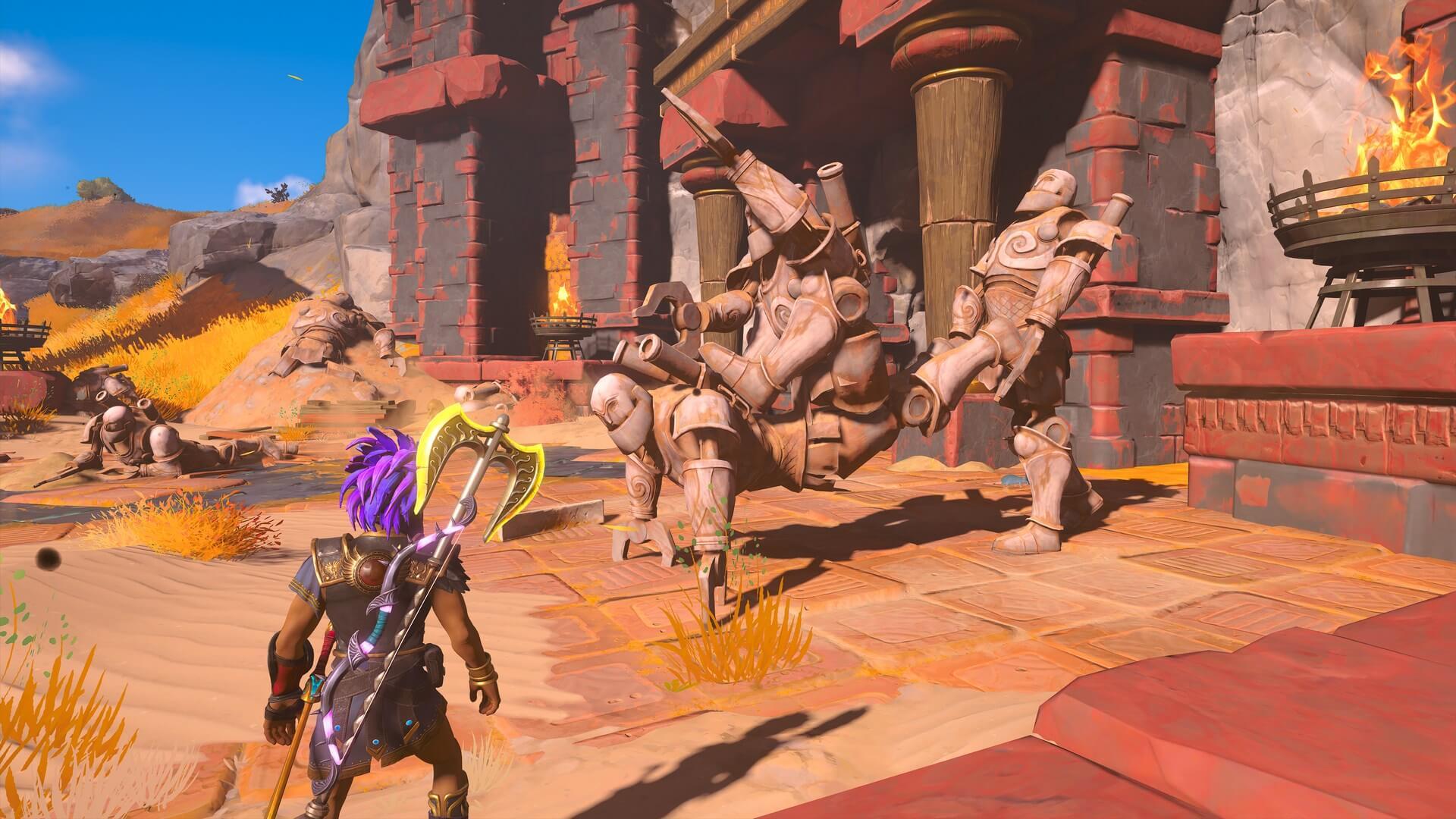 Immortals Fenyx Rising - Review