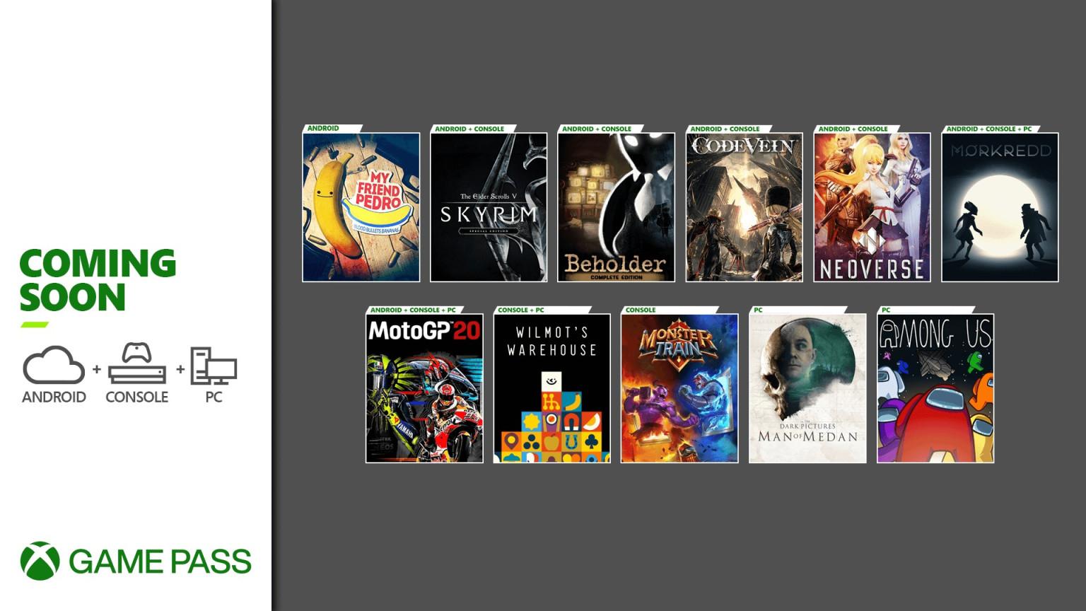 Xbox Game Pass: Ανακοινώθηκαν οι νέες προσθήκες για τον Δεκέμβριο