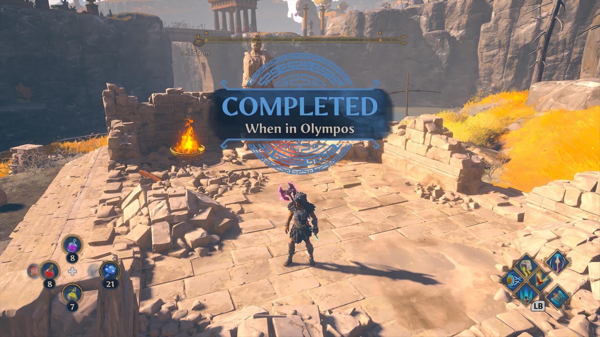 Immortals Fenyx Rising - A New God DLC - Review