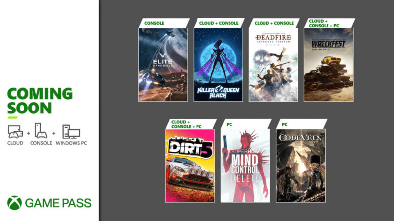 Ανακοινώθηκαν οι τίτλοι που έρχονται το δεύτερο μισό του Φεβρουαρίου στο XBOX Game Pass