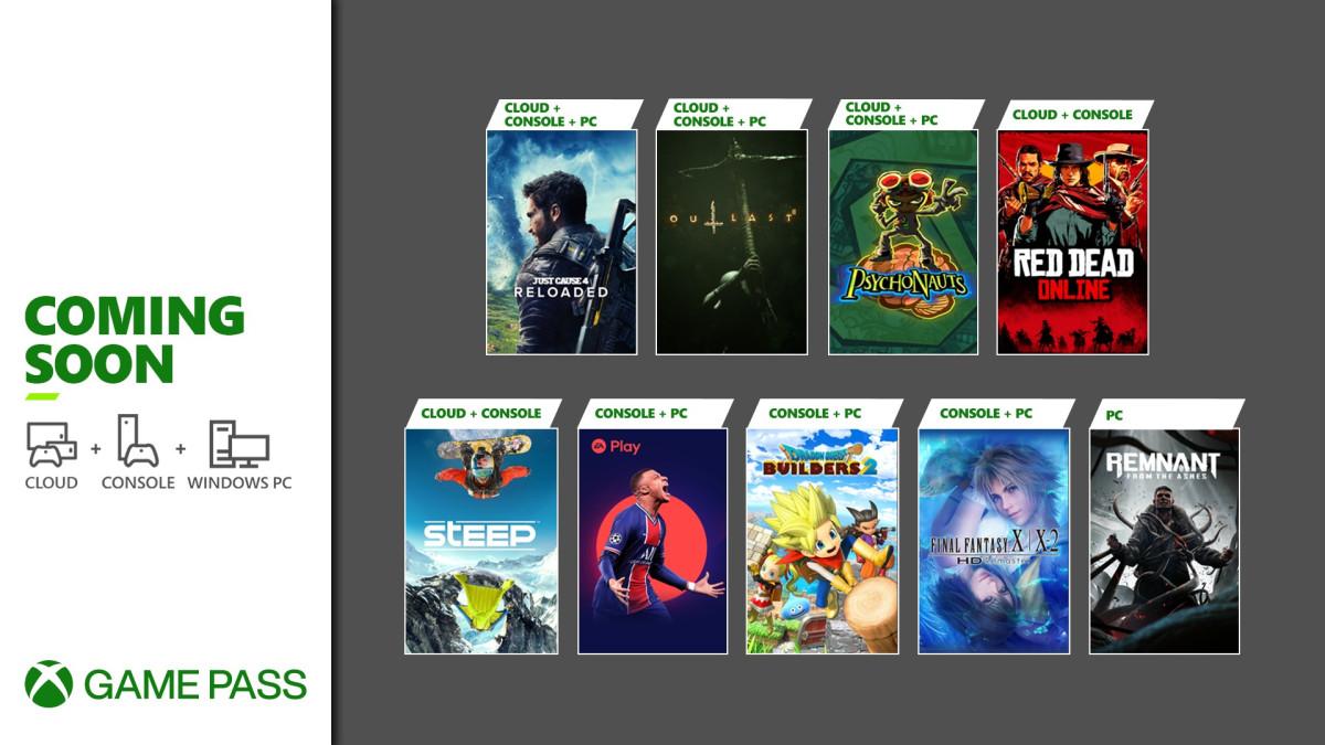 Ανακοινώθηκαν οι νέοι τίτλοι που προστίθενται στο XBOX Game Pass το Μάιο!