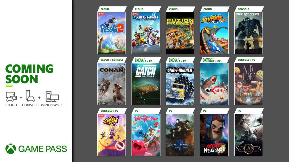 Ανακοινώθηκαν οι νέες προσθήκες στο XBOX Game Pass για τον Μάιο.