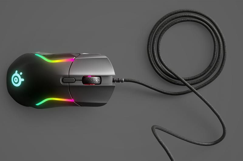 Η SteelSeries παρουσιάζει το νέο Mouse Rival 5