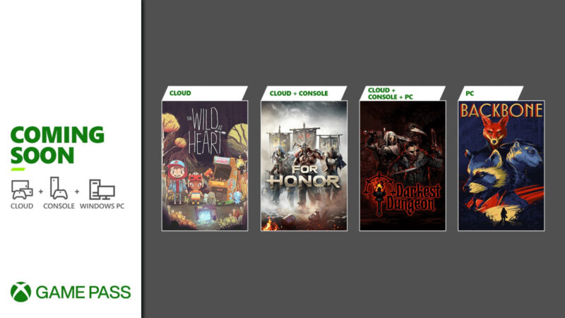 Ανακοινώθηκαν οι νέες προσθήκες του XBOX Game Pass για το πρώτο δεκαήμερο Ιουνίου