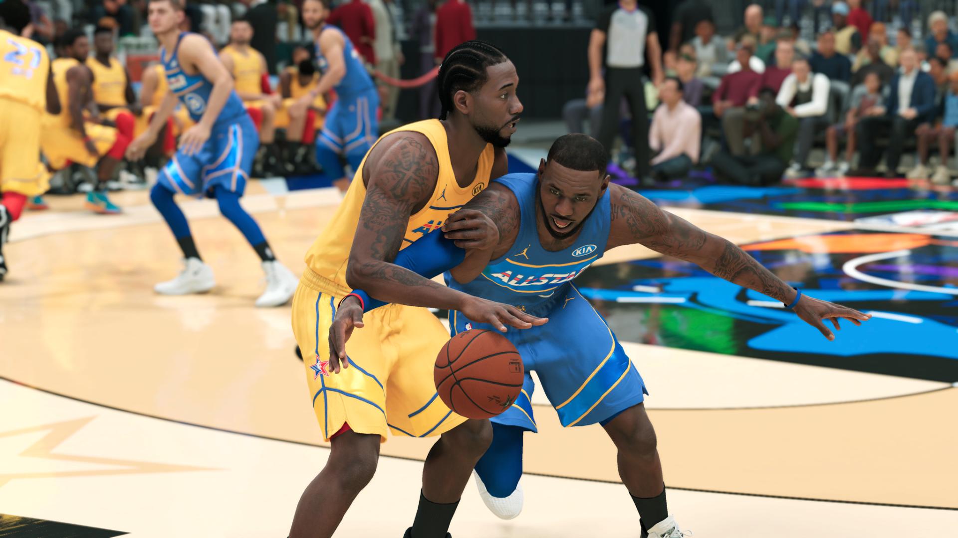 NBA 2K22 (Next-Gen)-Review