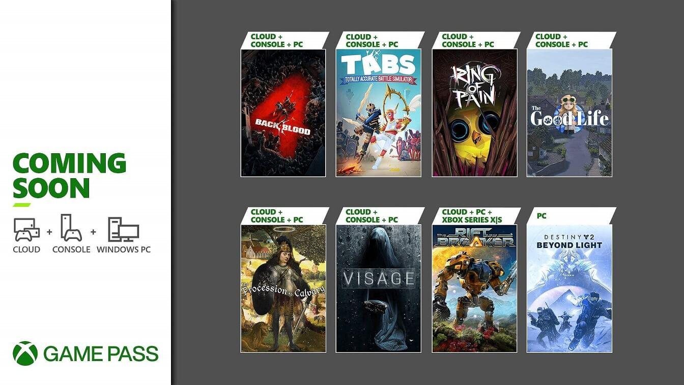 Ανακοινώθηκαν οι νέες προσθήκες του XBOX Game Pass για τον Οκτώβριο